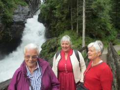 Nani, Anna und Waltraud