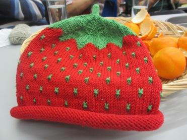 Erdbeern-Hauberrl von Renate