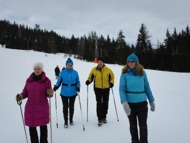Waltraud, Anneliese, Herta und Angelika
