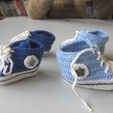 Convers-Babypatscherl
