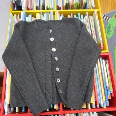 perfekte Jacke von Maria Perwein
