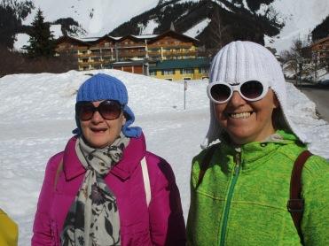 Waltraud und Angelika