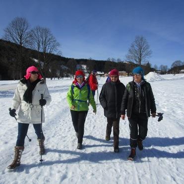 Angelika, Anneliese, Hilde, Barbara