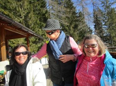 Angelika, Linde und Maria