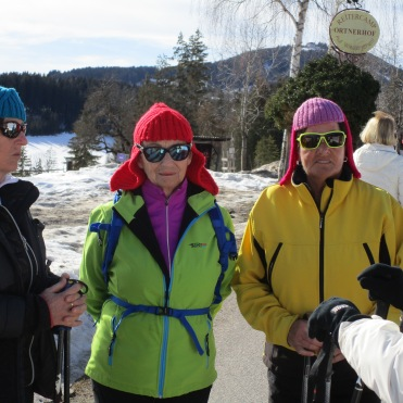 Barbara, Anneliese und Herta