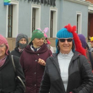 Erika, Maria, Linde und Barbara