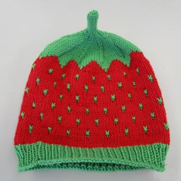 Erdbeer Hauberl von Renate