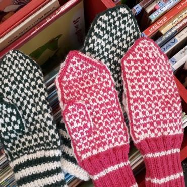 Gretis Norweger Handschuhe