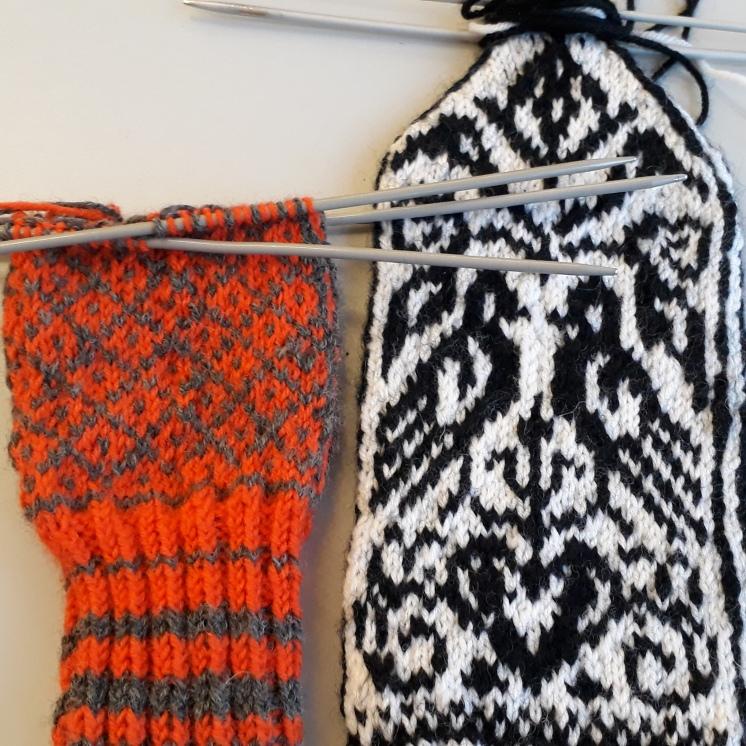Gretis schöne Handschuhe