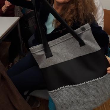 schicke Tasche von Angelika