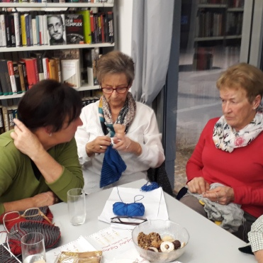 Barbara, Anneliese und Margit