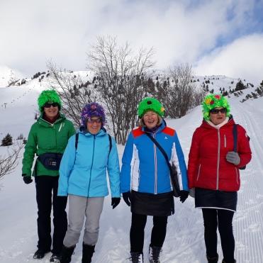 Barbara, Margit, Maria, Monika