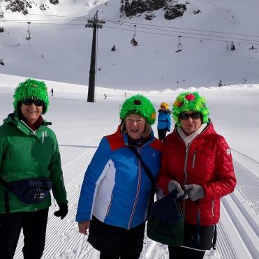 Barbara, Maria & Monika