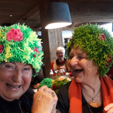 Seniorchefin Maria Krings & Hilde