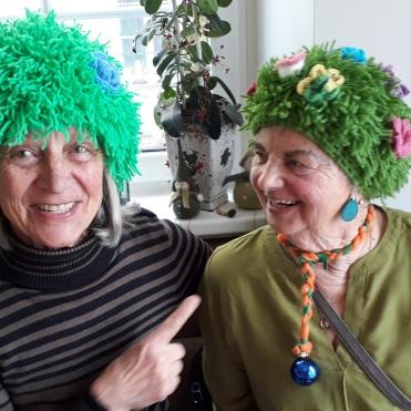 Anna Burger & Linde Mayerhofer