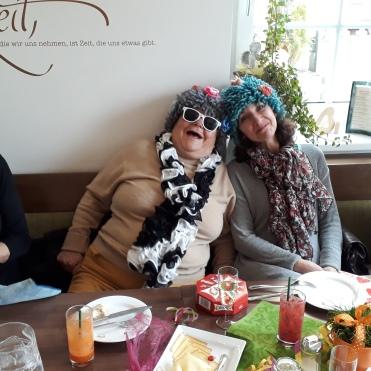 Monika Gföller, Maria Mayer, Maria Brown & Anna Burger