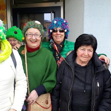 Monika, Renate, Angelika Heidi & Anna