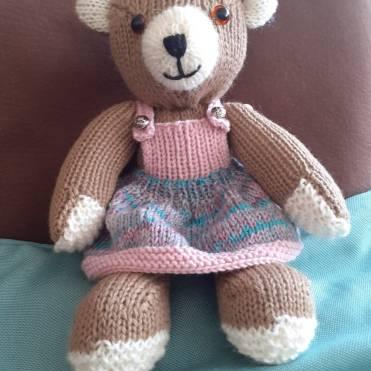 Bärenmädchen von Renate